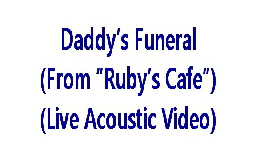 Daddys Funeral Vid